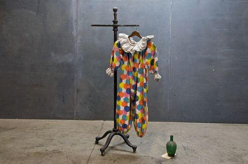 Modern50 clown suit